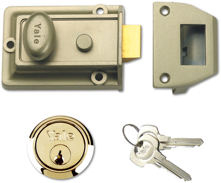 Locks - Barton Smith Lock and Safe